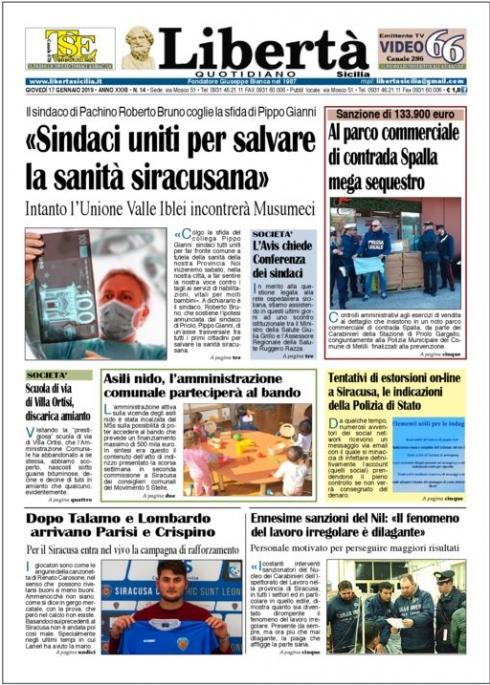 thumbnail of Libertà 17-01-19