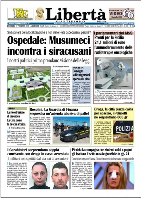 thumbnail of Libertà 17-02-19