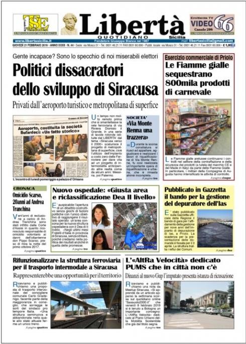 thumbnail of Libertà 21-02-19