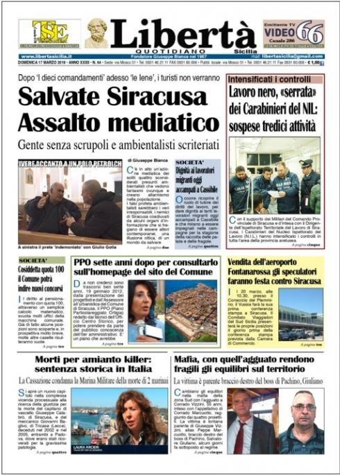 thumbnail of Libertà 19-03-19