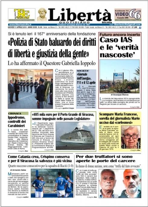 thumbnail of Libertà 11-04-19