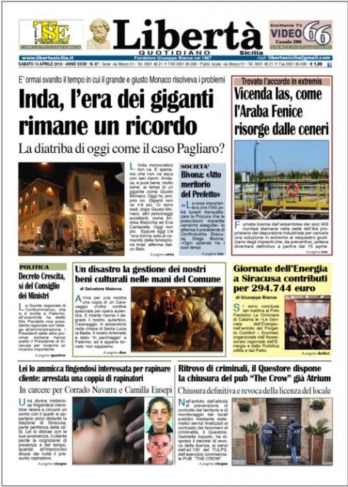 thumbnail of Libertà 13-04-19