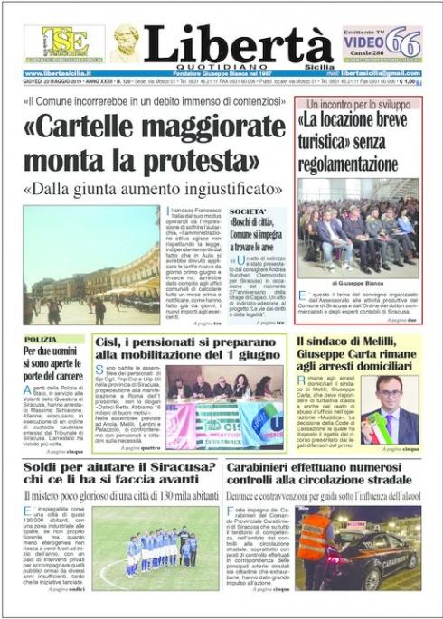 thumbnail of Libertà 23-05-19