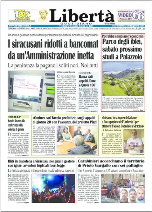 thumbnail of Libertà 16-06-19