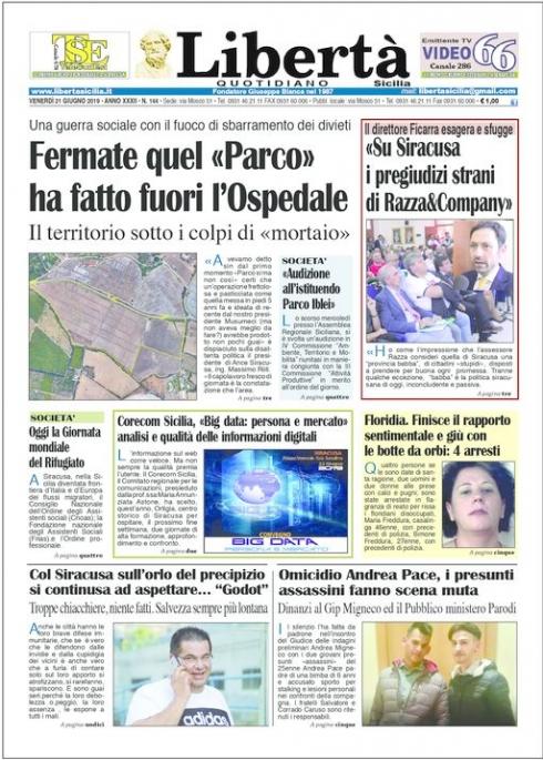 thumbnail of Libertà 21-06-19