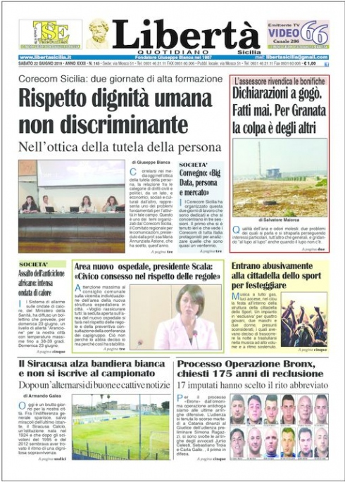 thumbnail of Libertà 22-06-19