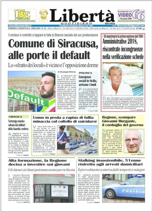 thumbnail of Libertà 18-08-19