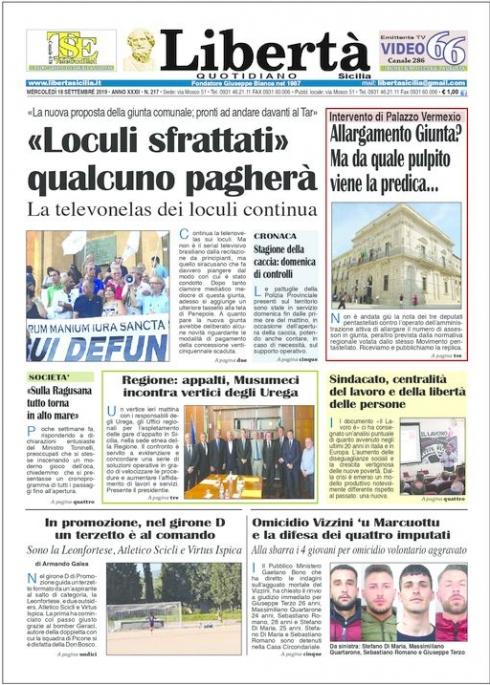 thumbnail of Libertà 18-09-19