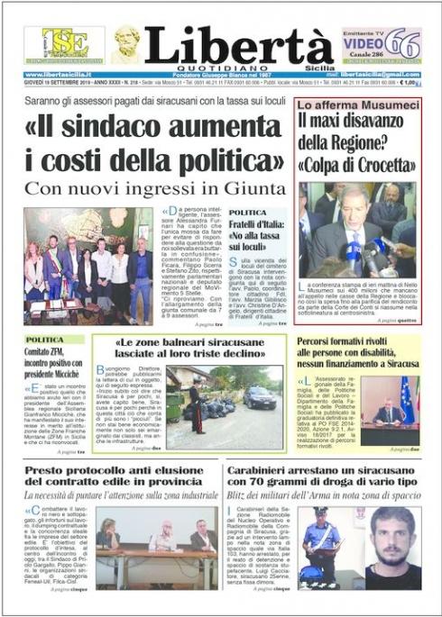 thumbnail of Libertà 19-09-19