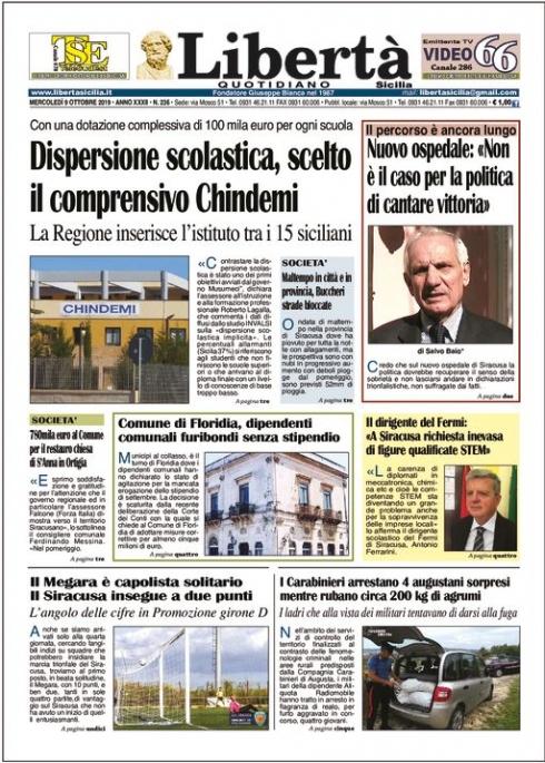 thumbnail of Libertà 09-10-19