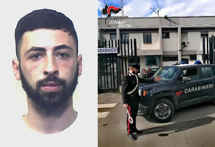 Lentini. Carabinieri, furto in appartamento: arrestato 22enne lentinese - Libertà Sicilia