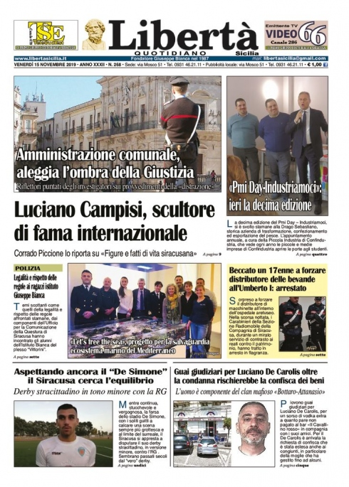 thumbnail of Libertà Sicilia 15-11-19