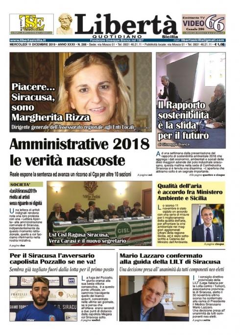 thumbnail of Libertà Sicilia 11-12-19