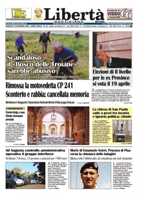 thumbnail of Libertà Sicilia 18-01-20
