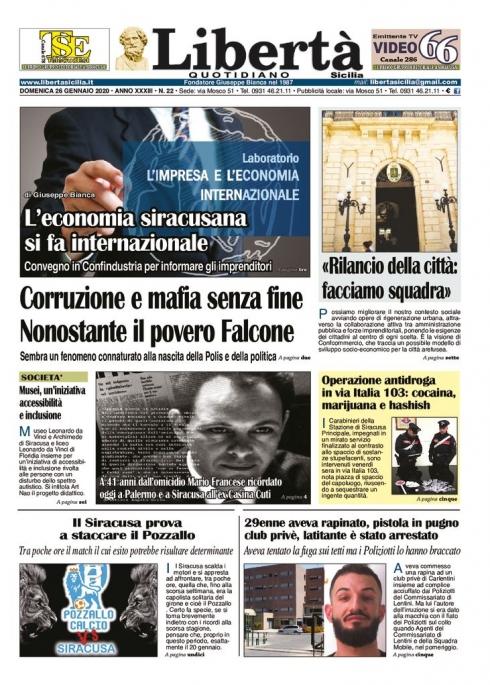thumbnail of Libertà Sicilia 26-01-20