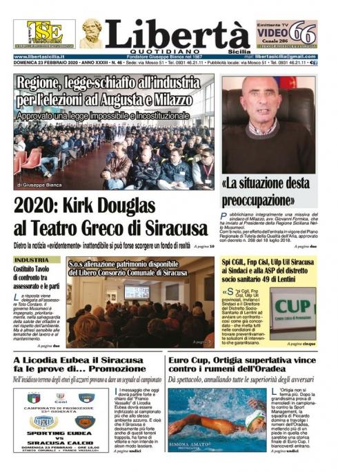 thumbnail of Libertà Sicilia 23-02-20