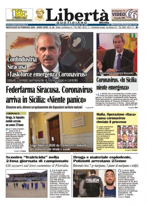 thumbnail of Libertà Sicilia 26-02-20