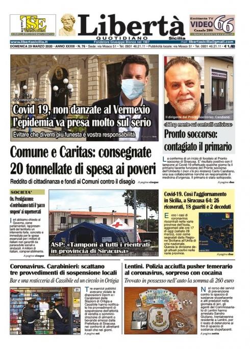 thumbnail of Libertà Sicilia 29-03-20