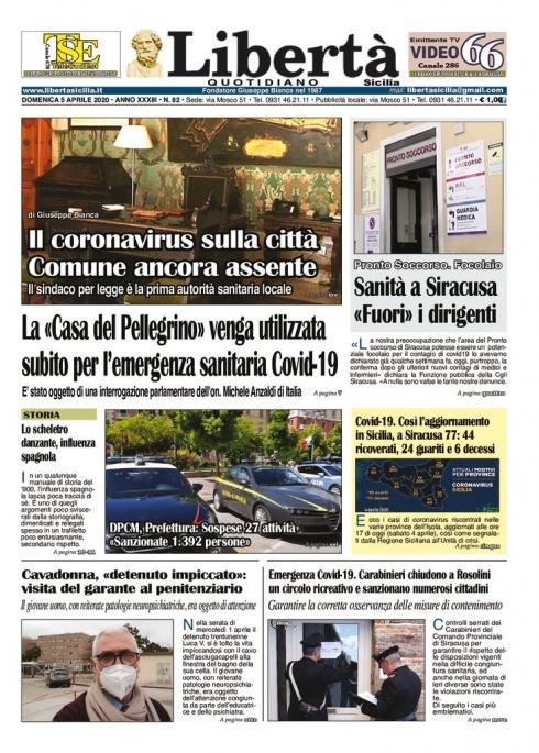 thumbnail of Libertà Sicilia 05-04-20
