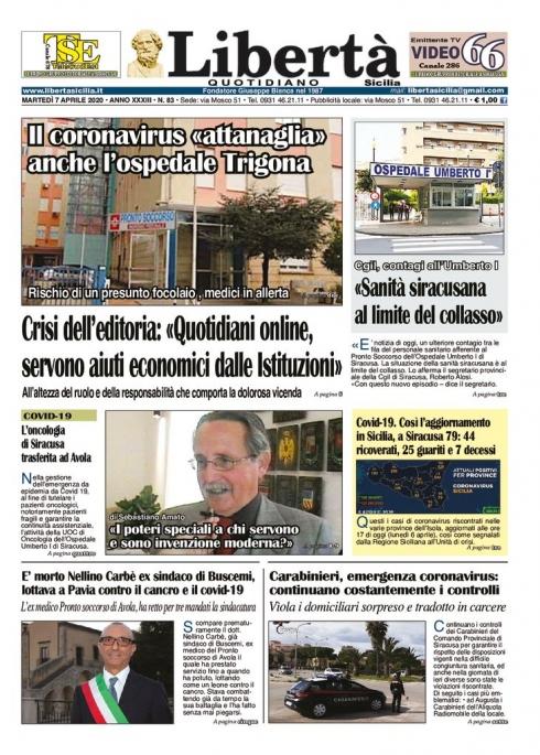 thumbnail of Libertà Sicilia 07-04-20