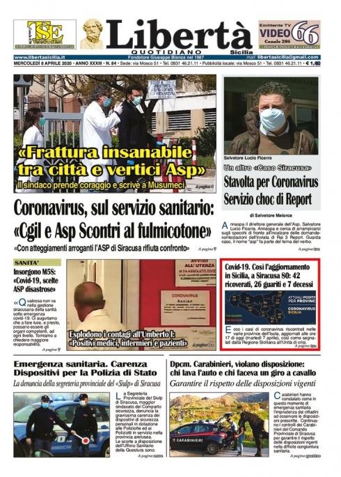 thumbnail of Libertà Sicilia 08-04-20