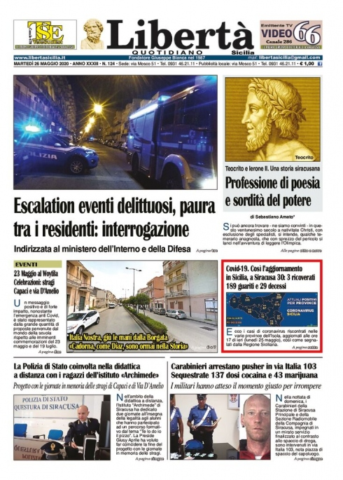 thumbnail of Libertà Sicilia 26-05-20