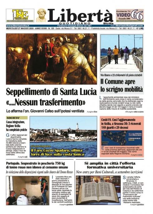 thumbnail of Libertà Sicilia 27-05-20