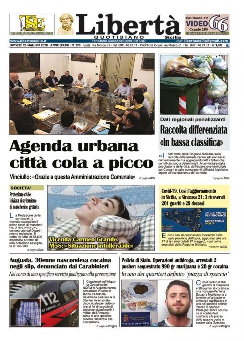 thumbnail of Libertà Sicilia 28-05-20