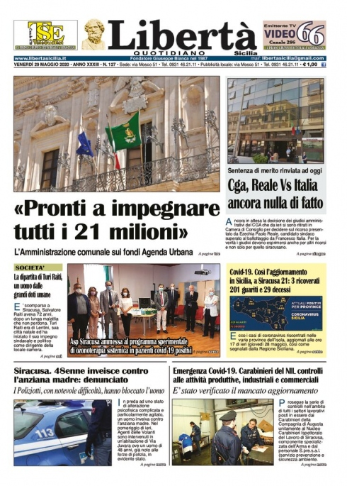 thumbnail of Libertà Sicilia 29-05-20