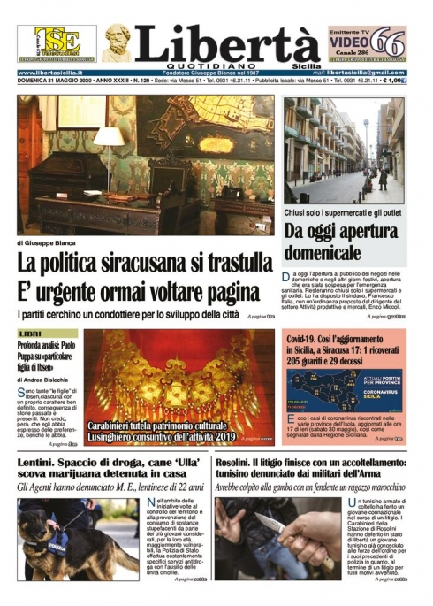 thumbnail of Libertà Sicilia 31-05-20