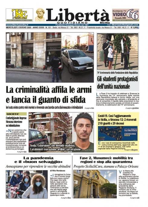 thumbnail of Libertà Sicilia 03-06-20
