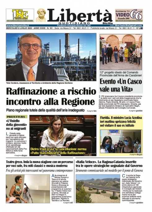 thumbnail of Libertà Sicilia 08-07-20