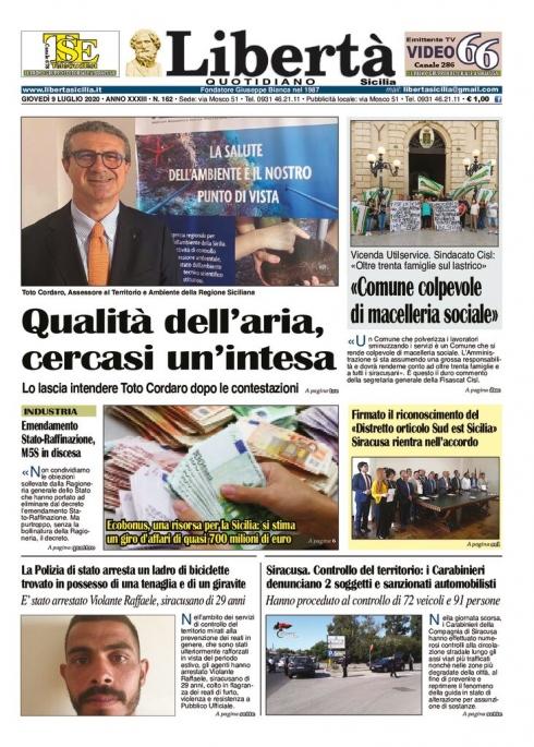 thumbnail of Libertà Sicilia 09-07-20
