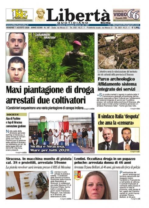 thumbnail of Libertà Sicilia 07-08-20