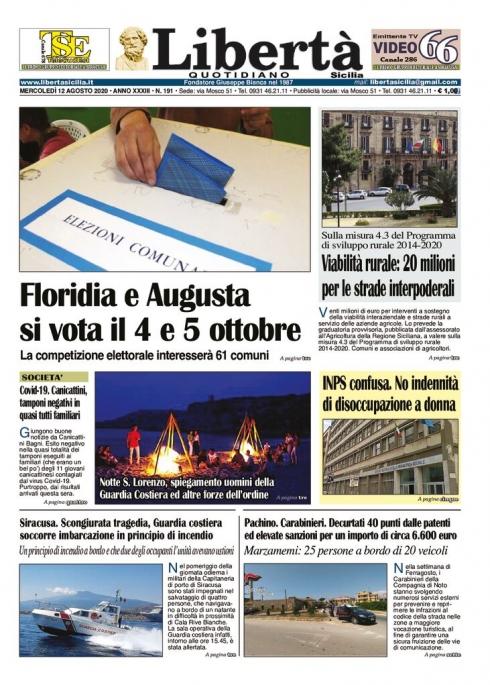 thumbnail of Libertà Sicilia 12-08-20