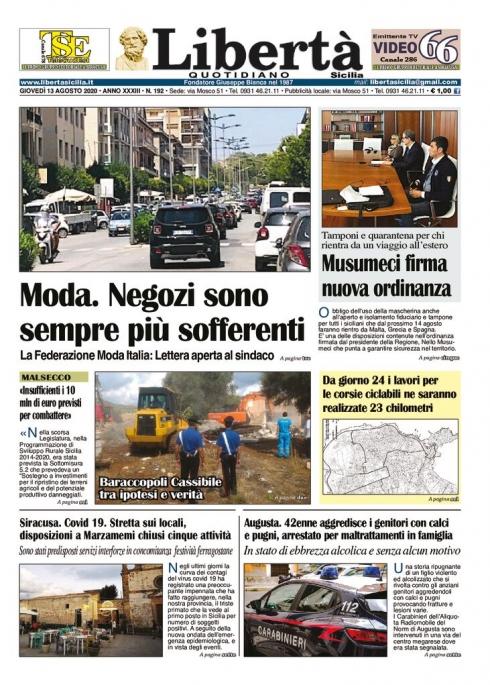 thumbnail of Libertà Sicilia 13-08-20
