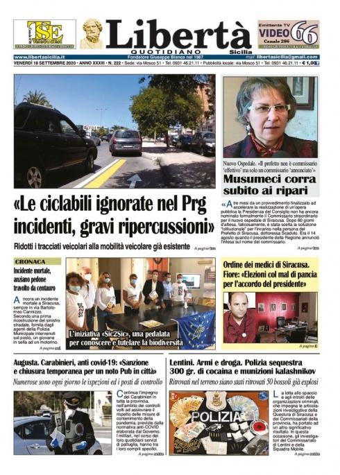 thumbnail of Libertà Sicilia 18-09-20