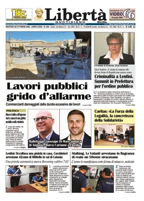 thumbnail of Libertà Sicilia 20-10-20