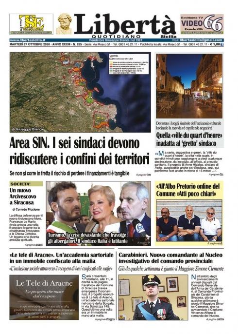 thumbnail of Libertà Sicilia 27-10-20