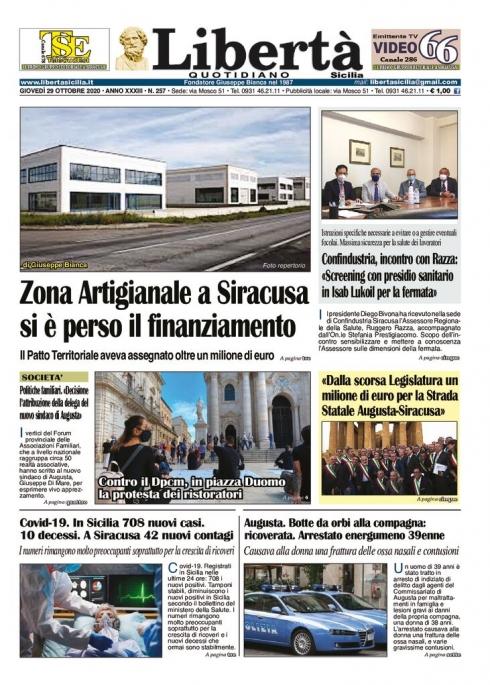 thumbnail of Libertà Sicilia 29-10-20