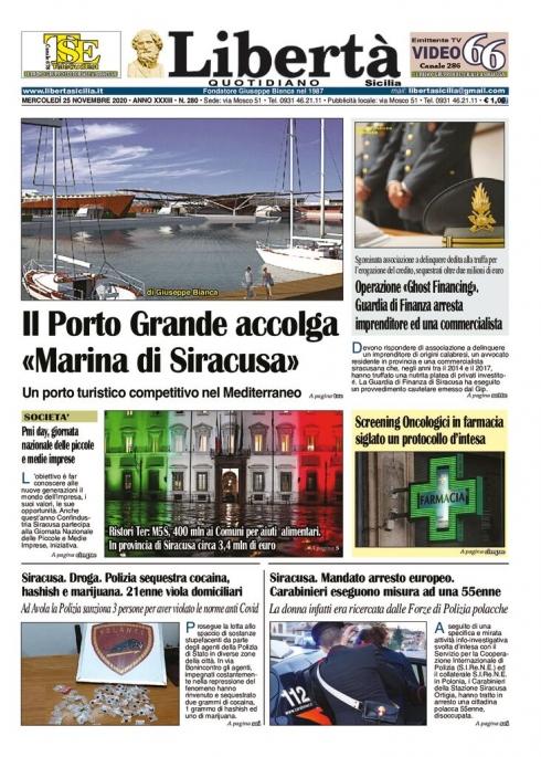 thumbnail of Libertà Sicilia 25-11-20