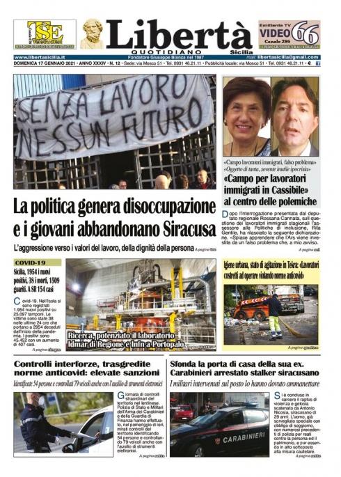 thumbnail of Libertà Sicilia 17-01-21