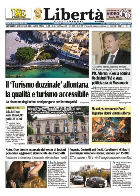 thumbnail of Libertà Sicilia 20-01-21