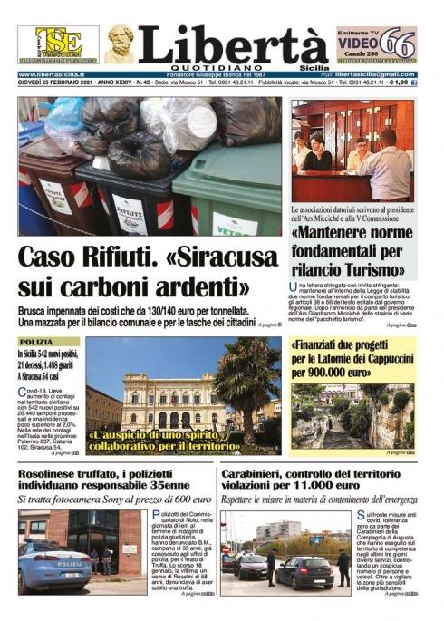 thumbnail of Libertà Sicilia 25-02-21