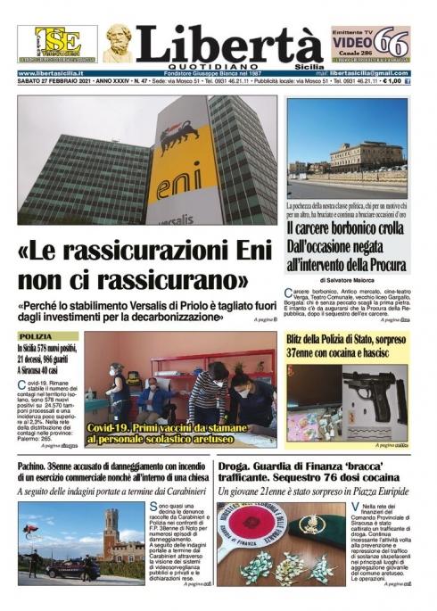 thumbnail of Libertà Sicilia 27-02-21