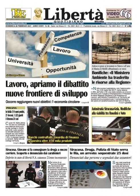thumbnail of Libertà Sicilia 28-02-21
