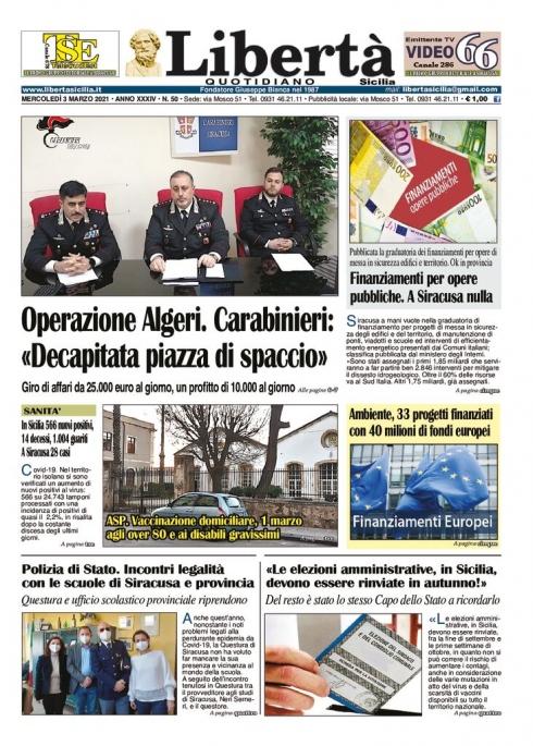 thumbnail of Libertà Sicilia 03-03-21