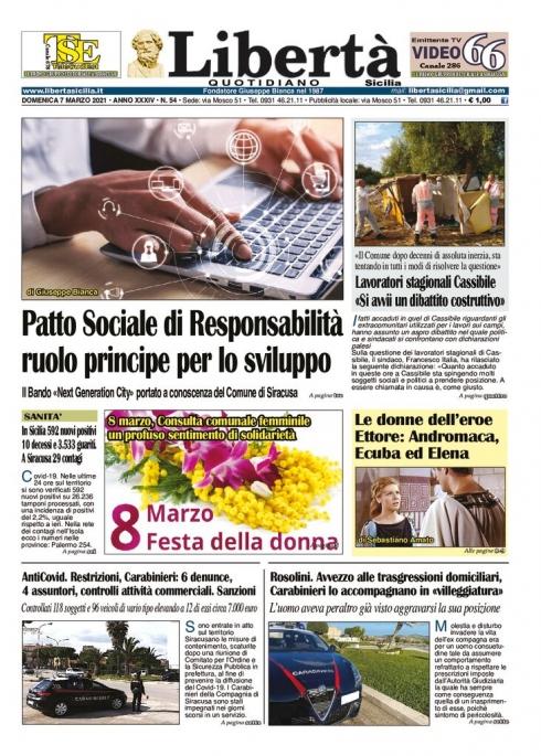 thumbnail of Libertà Sicilia 07-03-21
