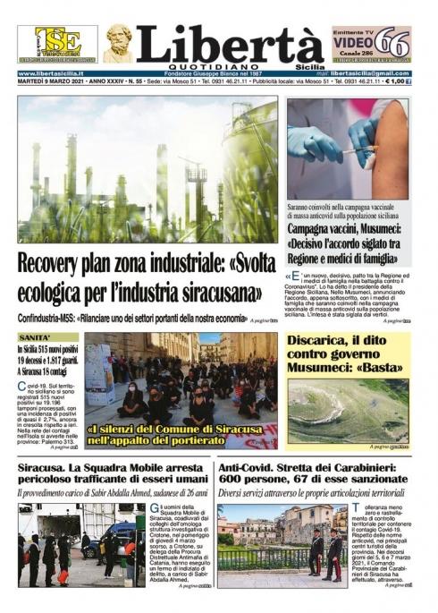 thumbnail of Libertà Sicilia 09-03-21