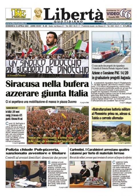 thumbnail of Libertà Sicilia 18-04-21